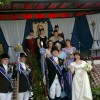 ROM -  Royal Party Pose for the cameras after the crowning of Sanquhar Queen