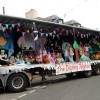 ROM The Disney Jubilee Lorry - winner of best dress lorry
